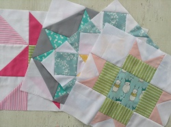 Star Sampler Quilt / anabelula.wordpress.com