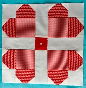 4 Hearts Block / anabelula.wordpress.com