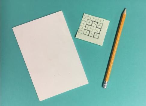 sello de caucho para estampar en tela. Anabelula.com