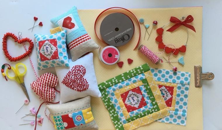Valentine's Moodboard / anabelula.com